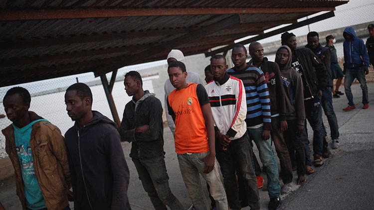 Líderes de 4 países europeos acuerdan otorgar asilo a migrantes vulnerables que soliciten en África