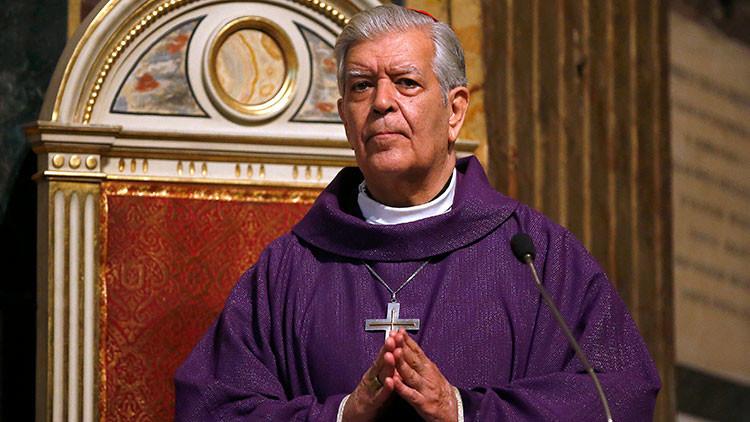 Arzobispo de Caracas presenta su renuncia al papa Francisco