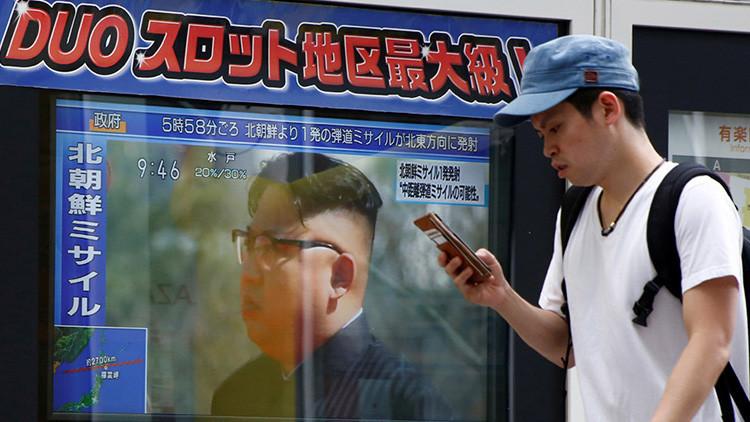 Japón despierta entre sirenas de alerta por el misil norcoreano (VIDEOS)