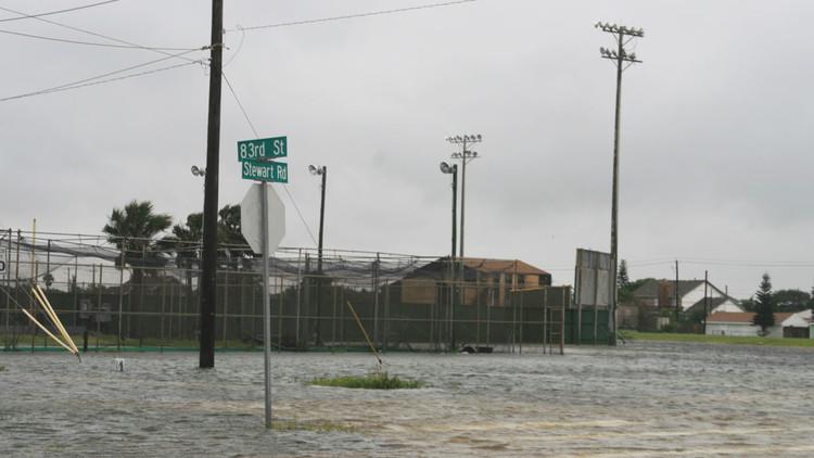 La magnitud de la catástrofe en Texas en una foto impresionante