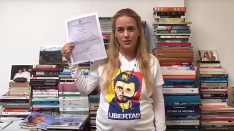 """""""No es delito tener dinero"""": Lilian Tintori sigue dando explicaciones (VIDEOS)"""