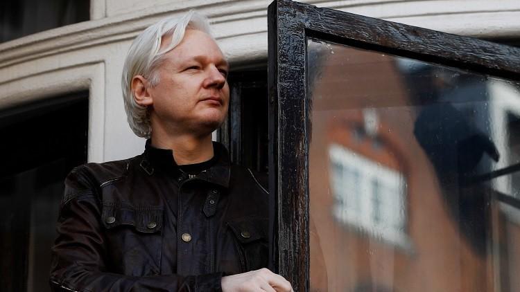 """Assange: """"Las constantes amenazas de EE.UU. contra Pionyang lo han puesto en pie de guerra total"""""""