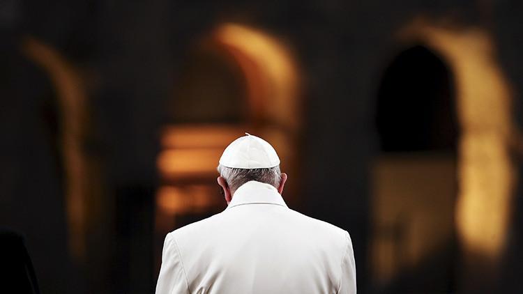 """""""Falso profeta"""": Los ultracatólicos declaran """"non grata"""" la visita del papa Francisco a Colombia"""
