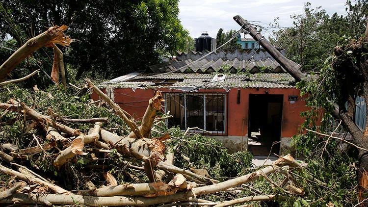 MAPA INTERACTIVO: Huracán Katia podría llegar en las próximas horas a costas mexicanas