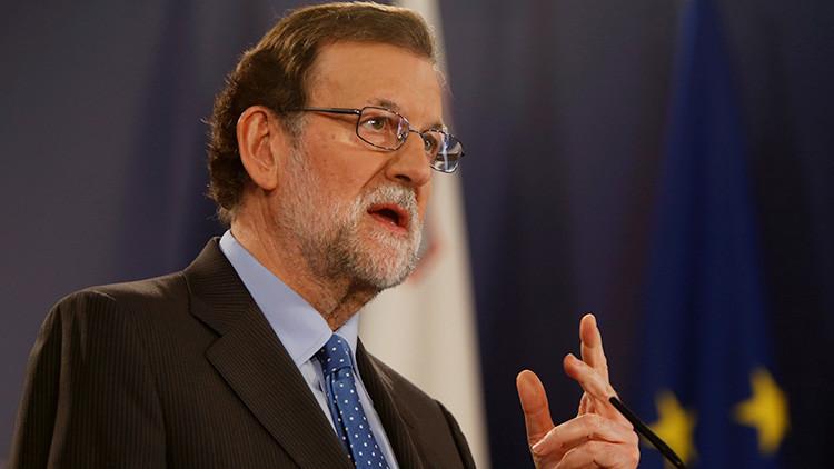 """Rajoy: """"No habrá referéndum de autodeterminación en Cataluña"""""""