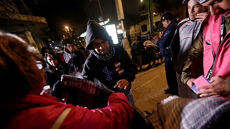 Al menos 90 muertos tras el terremoto de magnitud 8,2 en México