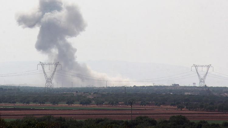 Muere general ruso en ataque de artillería de EI en Siria — AVANCE