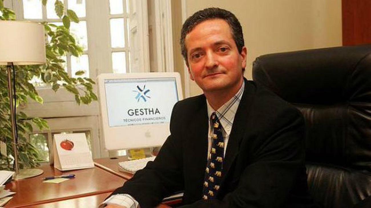 Jose María Mollinedo, Secretario General del Síndicato de Técnicos de Hacienda (GESTHA)
