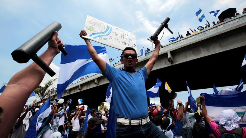 'La nueva batalla por Nicaragua': La otra cara de las protestas