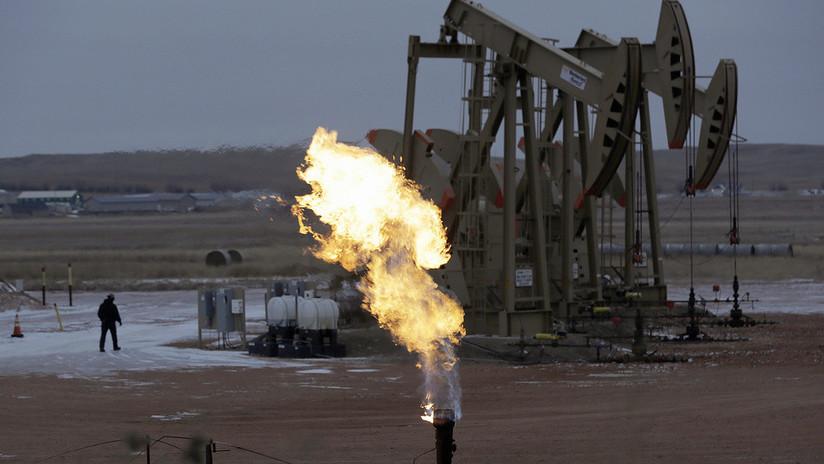 Estados Unidos exportó más petróleo del que importó por primera vez en 75 años.
