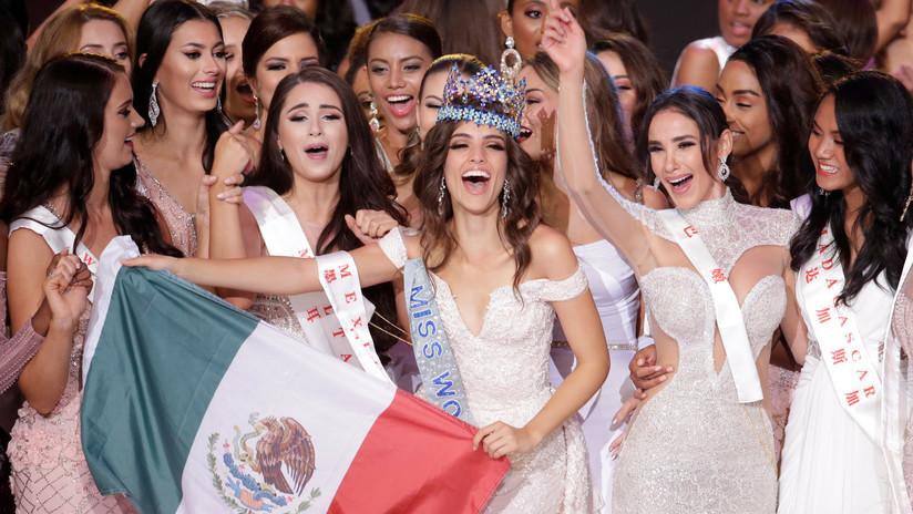 La mexicana Vanessa Ponce de León, nueva Miss Mundo.
