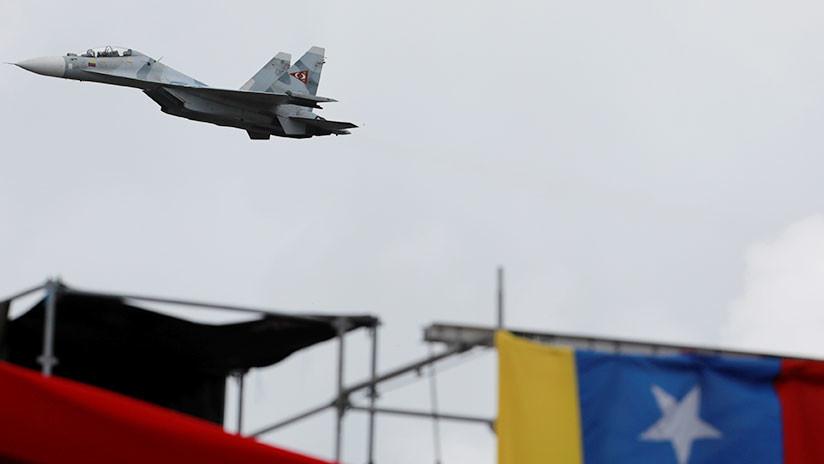 Venezuela prepara maniobra aérea con Rusia para fortalecer su capacidad de defensa