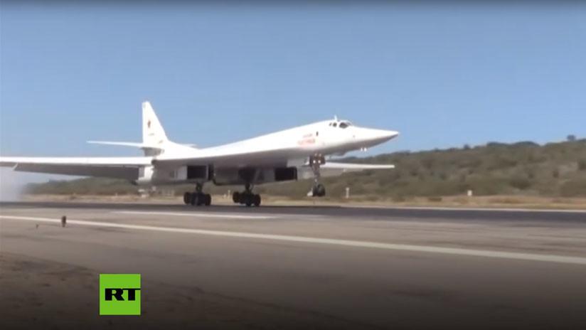 """Rusia a EE.UU. sobre el envío de Tu-160 a Venezuela: """"Su presupuesto militar alimentaría a África"""""""