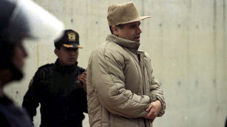 Joaquín 'el Chapo' Guzmán en una foto de 2001.