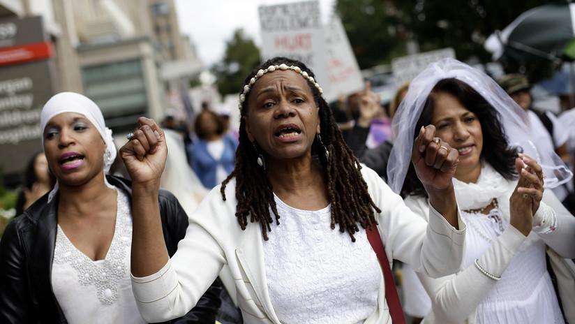 EE.UU. entra en la lista de los diez países más peligrosos para las mujeres en 2018