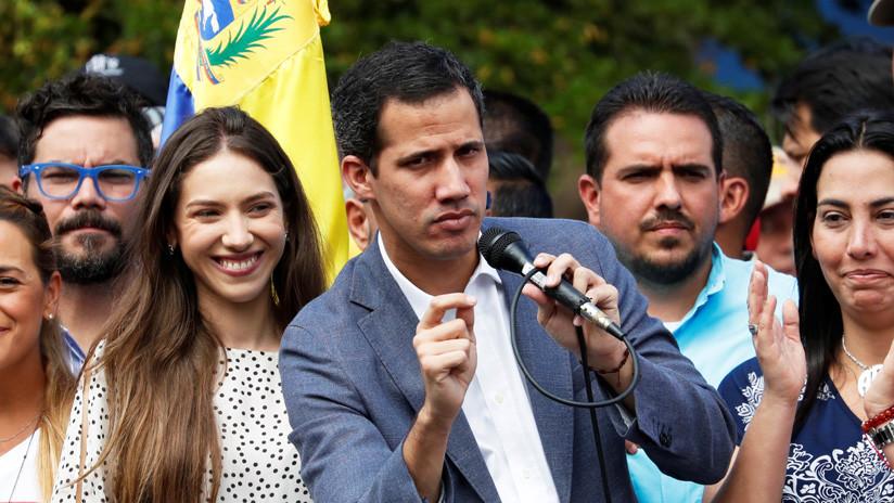 Washington accorde à Juan Guaidó le contrôle des actifs du gouvernement vénézuélien dans les banques américaines.