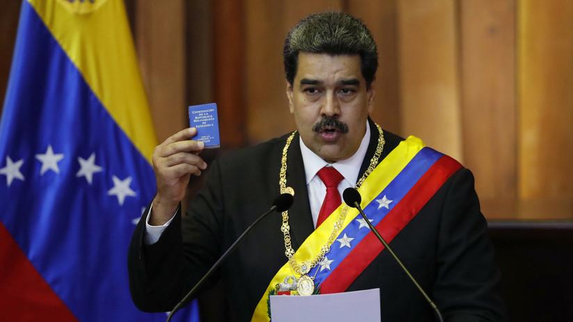 Maduro no acepta el