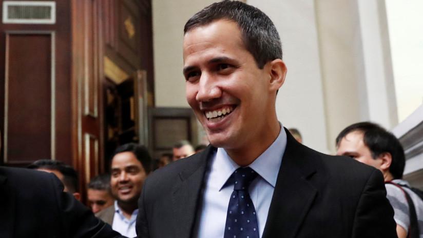 """Le Parlement européen reconnaît Juan Guaidó comme """"président par intérim légitime"""" du Venezuela"""