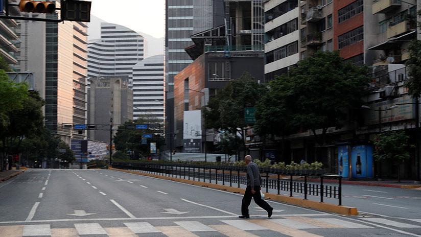 El Gobierno de Venezuela suspende la jornada laboral y las clases por el apagón