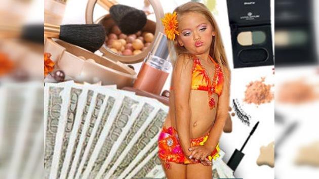 48.000 dólares para transformar a su hija de 6 años en una 'Barbie'