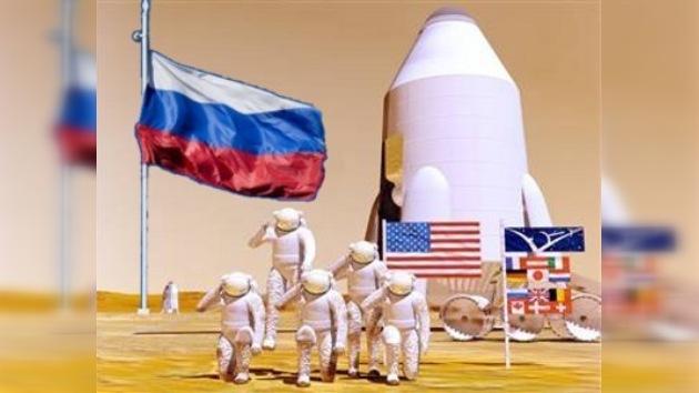 Los rusos tardarán menos de un año en llegar a Marte