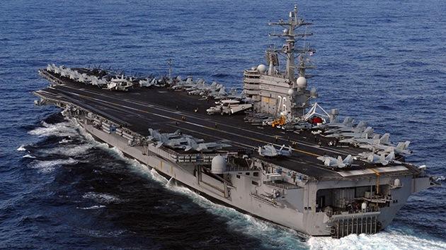 El USS Reagan registró radiación 30 veces superior a lo normal cerca de Fukushima