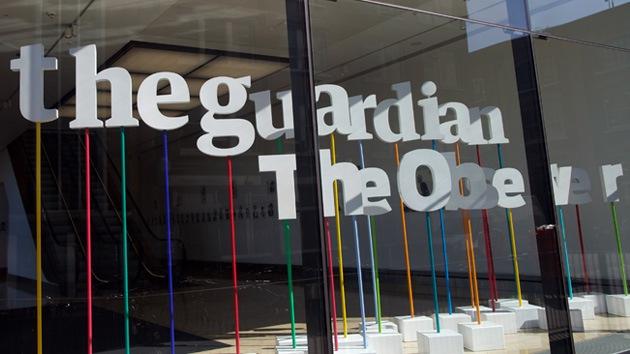 Alianza entre 'The Guardian' y 'The New York Times' protegerá los archivos de Snowden