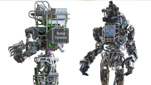 Video: El Pentágono presenta a su robot humanoide más avanzado