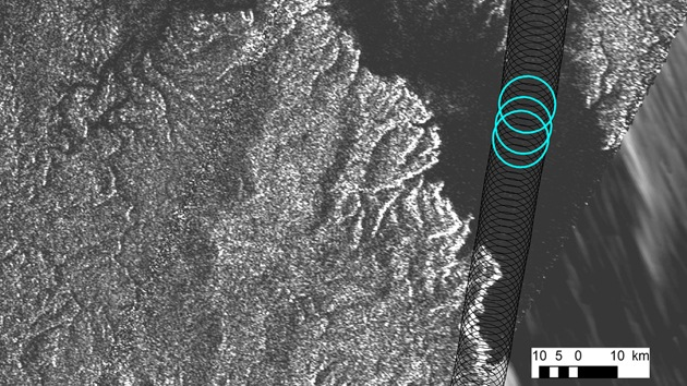 Descubren nuevas misteriosas 'islas mágicas' en los mares de Titán