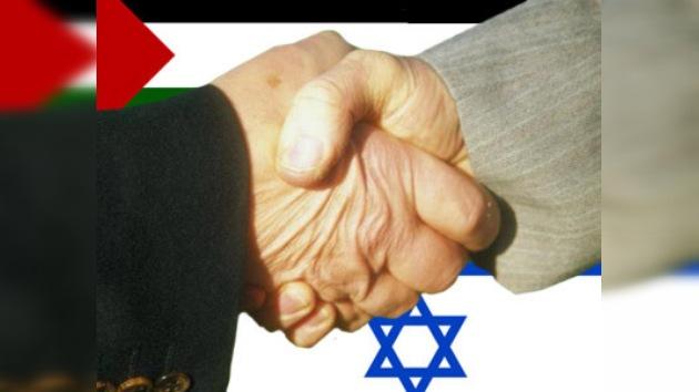 Palestinos e israelíes demuestran optimismo e intransigencia