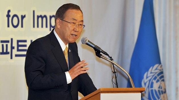 """ONU: """"El uso de armas químicas en Siria tendrá consecuencias para los culpables"""""""