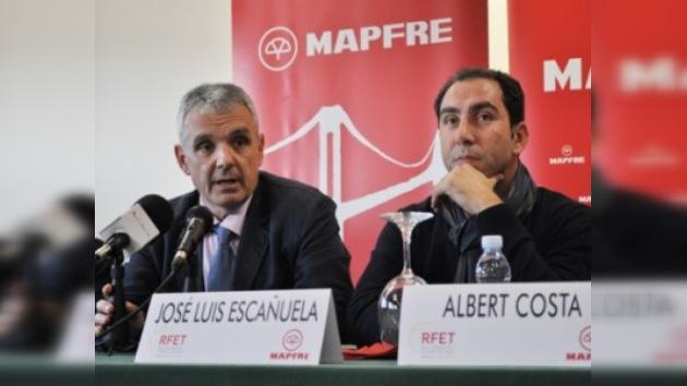 Albert Costa renueva como seleccionador del equipo español de Tenis