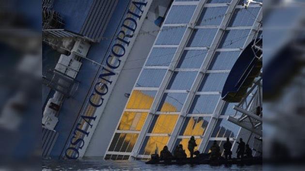 El tesoro de 'Costa Concordia': 6.000 obras del arte hundidas