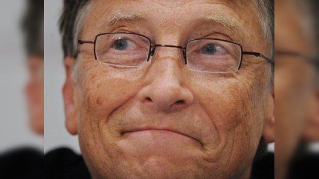 Bill Gates, el más rico de EE. UU. por 18.ª vez consecutiva