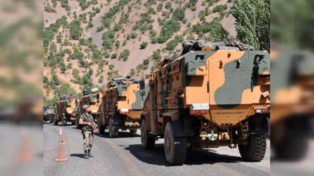La explosión de una bomba en una mina deja varios soldados muertos en Turquía