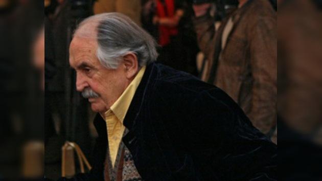 El famoso guionista Tonino Guerra celebra su 90 aniversario