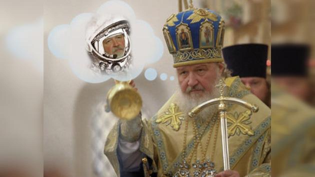 Al Patriarca de la Iglesia Ortodoxa le gustaría viajar al espacio