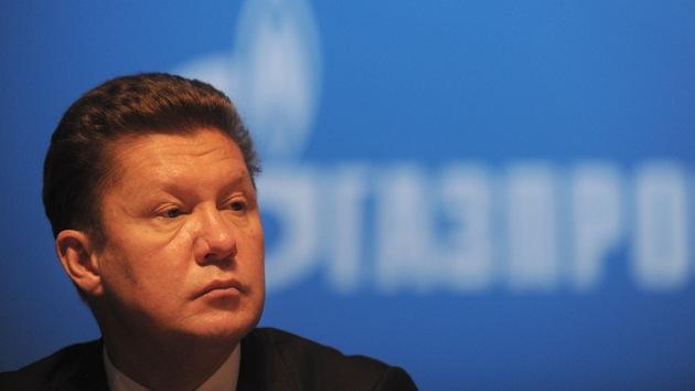 """Gazprom: """"Ucrania ya debe 5.296 millones de dólares por el gas ruso"""""""