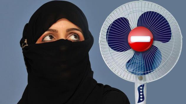 Un clérigo salafista de Arabia Saudita prohíbe a las mujeres encender el ventilador