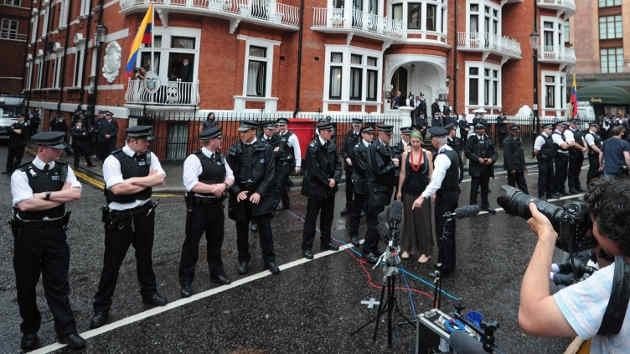 """El proceder del Reino Unido en el caso Assange """"se parece"""" a la cuestión sobre las Malvinas"""