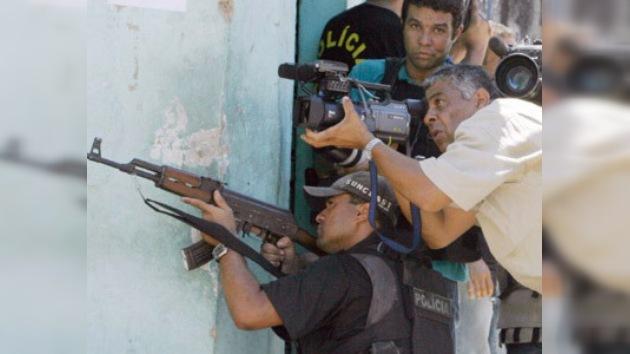 Brasil no es país para reporteros