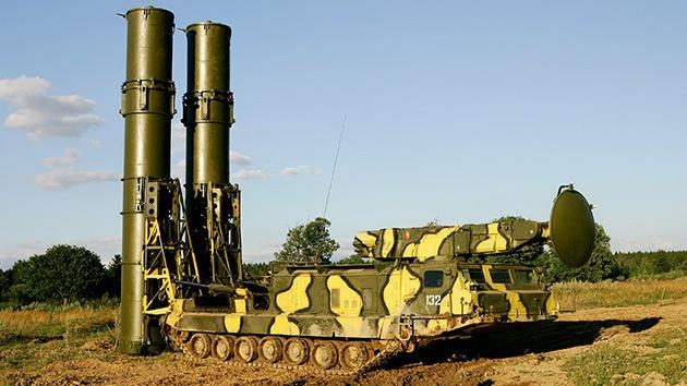 Moscú ofrece a Irán sistemas de misiles antiaéreos Antey-2500 a cambio de los S-300
