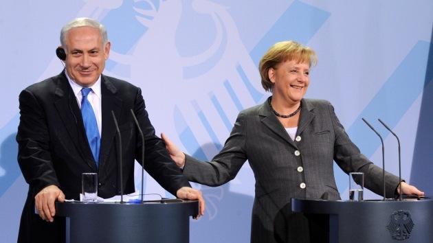Alemania se ofrece para representar a Israel ante países musulmanes