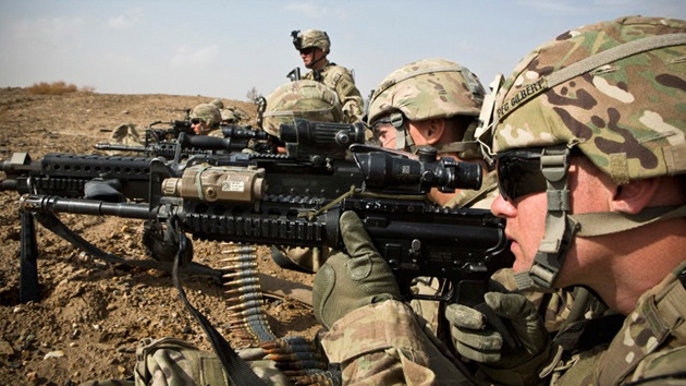 Países aliados de EE.UU. podrían estar preparándose para una guerra
