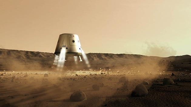 La NASA analiza qué hacer si sus astronautas enferman en Marte