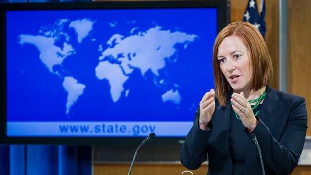 EE.UU. no condena los insultos del Gobierno ucraniano contra Putin y el este del país
