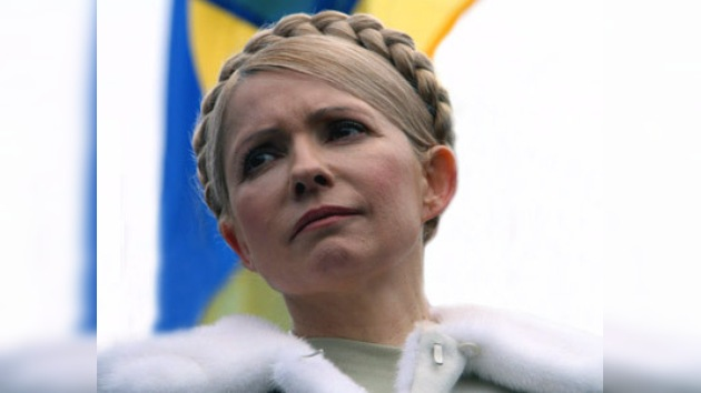 La ex primera ministra de Ucrania, acusada por malversación de fondos