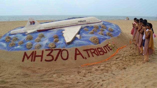 Revelan el mapa del fondo marino que puede ayudar a encontrar el vuelo perdido MH370