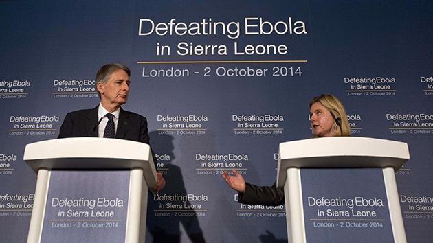 El brote del ébola, ¿peor que una guerra nuclear?