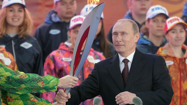 "Putin: ""Sochi 2014 acogerá cálidamente a todo el mundo"""